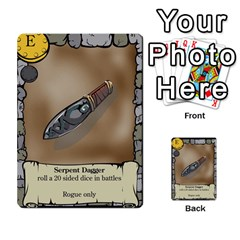 Delvebasic By Mark Campo   Multi Purpose Cards (rectangle)   Dwev6wisp5a4   Www Artscow Com Front 22