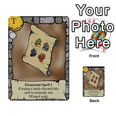 Delvebasic By Mark Campo   Multi Purpose Cards (rectangle)   Dwev6wisp5a4   Www Artscow Com Front 31