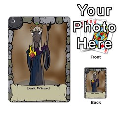 Delvebasic By Mark Campo   Multi Purpose Cards (rectangle)   Dwev6wisp5a4   Www Artscow Com Front 37