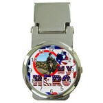 My Hero US Military Moneyclip watch - Money Clip Watch