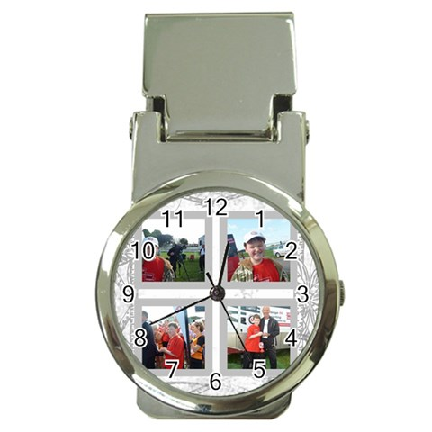 Dove 4 Frame Moneyclip Watch By Catvinnat   Money Clip Watch   Oddxzgkdvo4i   Www Artscow Com Front