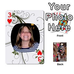 Grandma s Cards By Larissa   Playing Cards 54 Designs   Dt2tabmia5gj   Www Artscow Com Front - Heart3