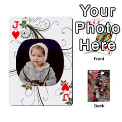 Jack Grandma s Cards By Larissa   Playing Cards 54 Designs   Dt2tabmia5gj   Www Artscow Com Front - HeartJ