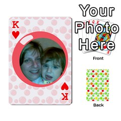 King My Cards Baloon By Galya   Playing Cards 54 Designs   Ldapdjupu8vj   Www Artscow Com Front - HeartK