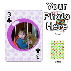 My Cards Baloon By Galya   Playing Cards 54 Designs   Ldapdjupu8vj   Www Artscow Com Front - Club3