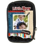 little boy - Compact Camera Leather Case