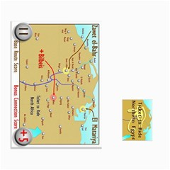 Ticket To Ride: Northern Egypt By Matthew Stevenson   Playing Cards 54 Designs   Cjxusr6n6no0   Www Artscow Com Front - Spade3
