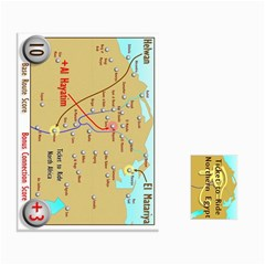 Ticket To Ride: Northern Egypt By Matthew Stevenson   Playing Cards 54 Designs   Cjxusr6n6no0   Www Artscow Com Front - Heart6