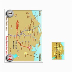Ticket To Ride: Northern Egypt By Matthew Stevenson   Playing Cards 54 Designs   Cjxusr6n6no0   Www Artscow Com Front - Spade4