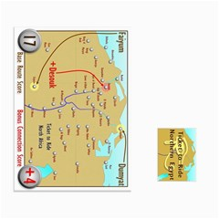 Ticket To Ride: Northern Egypt By Matthew Stevenson   Playing Cards 54 Designs   Cjxusr6n6no0   Www Artscow Com Front - Heart9
