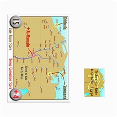 Ace Ticket To Ride: Northern Egypt By Matthew Stevenson   Playing Cards 54 Designs   Cjxusr6n6no0   Www Artscow Com Front - HeartA