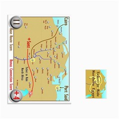 Ticket To Ride: Northern Egypt By Matthew Stevenson   Playing Cards 54 Designs   Cjxusr6n6no0   Www Artscow Com Front - Diamond6