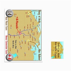Queen Ticket To Ride: Northern Egypt By Matthew Stevenson   Playing Cards 54 Designs   Cjxusr6n6no0   Www Artscow Com Front - DiamondQ