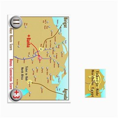 Ace Ticket To Ride: Northern Egypt By Matthew Stevenson   Playing Cards 54 Designs   Cjxusr6n6no0   Www Artscow Com Front - DiamondA