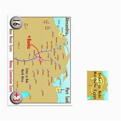 Jack Ticket To Ride: Northern Egypt By Matthew Stevenson   Playing Cards 54 Designs   Cjxusr6n6no0   Www Artscow Com Front - ClubJ