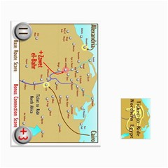 King Ticket To Ride: Northern Egypt By Matthew Stevenson   Playing Cards 54 Designs   Cjxusr6n6no0   Www Artscow Com Front - ClubK
