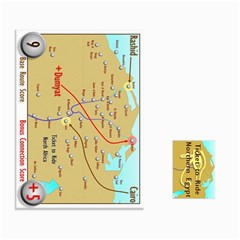 Ticket To Ride: Northern Egypt By Matthew Stevenson   Playing Cards 54 Designs   Cjxusr6n6no0   Www Artscow Com Front - Spade9