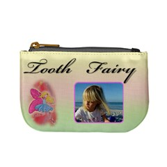 Tooth Fairy Mini Coin Purse By Deborah   Mini Coin Purse   Bf2a0stnl26c   Www Artscow Com Front