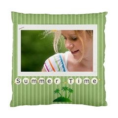Happy Summer By Joely   Standard Cushion Case (two Sides)   79pj3a2dwi6n   Www Artscow Com Back