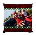 Cushion Case (One Side)- Christmas 3 - Standard Cushion Case (One Side)