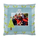 Cushion Case (One Side)- Christmas Love - Standard Cushion Case (One Side)