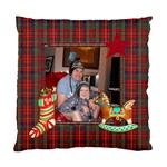 Christmas Cookies Double sided cushion - Cushion Case (Two Sides)