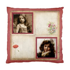 Rosa Botanica Double Sided Cushion By Catvinnat   Standard Cushion Case (two Sides)   Svw706grtzol   Www Artscow Com Front