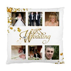 Wedding Double Sided Cushion By Catvinnat   Standard Cushion Case (two Sides)   Zte58ohvvgg1   Www Artscow Com Front