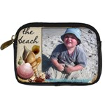 Beach Ocean Camera Case - Digital Camera Leather Case