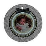 Summer Sophisticate Round Ornament - Ornament (Round)