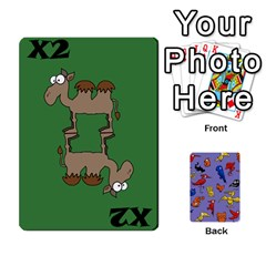 Battle Line   Special Cards By Marina Weissman   Playing Cards 54 Designs   72caldplt24y   Www Artscow Com Front - Club6