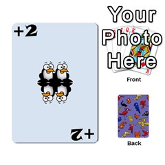 Ace Battle Line   Special Cards By Marina Weissman   Playing Cards 54 Designs   72caldplt24y   Www Artscow Com Front - ClubA