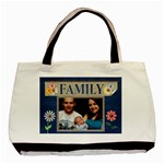 Family Flowers Classic Tote Bag - Basic Tote Bag