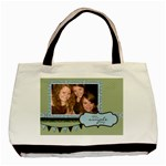 Enjoy the Simple Things Tote Bag - Basic Tote Bag