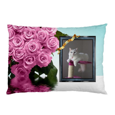 I Love You Pillow Case By Deborah   Pillow Case   Stbq3w21gpvg   Www Artscow Com 26.62 x18.9 Pillow Case
