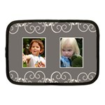 Coffee and Cream 10in netbook case - Netbook Case (Medium)