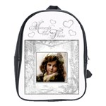 Moments like these large school bag back pack - School Bag (Large)