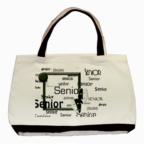 Wkm School Tote 1 By Lisa Minor   Basic Tote Bag   69y9201n7ep8   Www Artscow Com Front