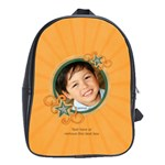 School Bag (Large)- Cool