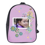 School Bag (Large)- Cherished Memories