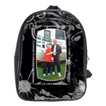 Subtle large school bag back pack - School Bag (Large)