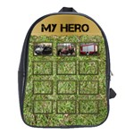 My Hero (large) school Bag - School Bag (Large)