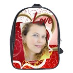 Love - School Bag (Large)