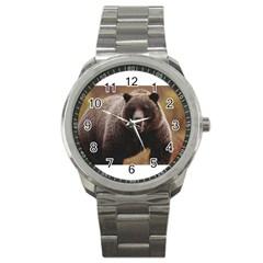 Bear2 Sport Metal Watch by designergaze