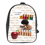 Bag school big - I m a good student 2 - School Bag (Large)