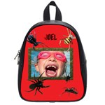 Real Boy s School  Bag (small) - School Bag (Small)