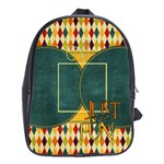 JustForFun Backpack Large - School Bag (Large)
