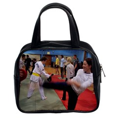 Martial Arts Classic Handbag (two Sides)