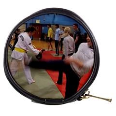 Martial Arts Mini Makeup Bag by ArtsCafecom3