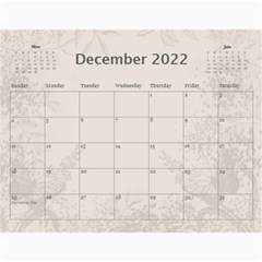 Coffee And Cream (any Year) 2017 Calendar By Deborah   Wall Calendar 11  X 8 5  (12 Months)   L3cqpfrtxo6r   Www Artscow Com Dec 2017
